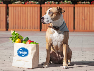 Kroger Material Drive Adoption Event