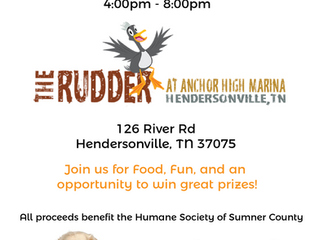 Join Us Thursday @ The Rudder