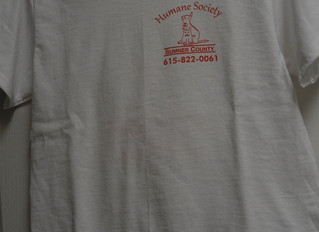 Humane Society of Sumner County Merchandise