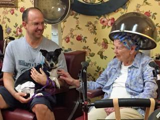 HSSC Visits Park Place Retirement Community