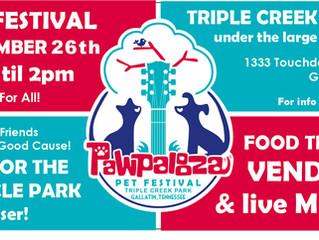 Pawpalooza 2020 Pet Festival