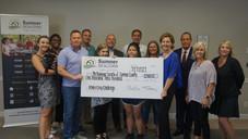 Sumner Realtors Donates To HSSC