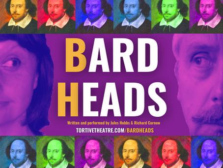 NEWS: BARD HEADS 2021