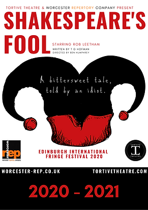 Shakespeare's Fool - Poster.png