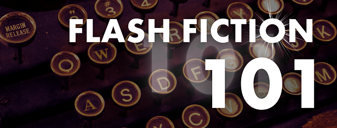 New Flash Fiction 101 Web Header Picture