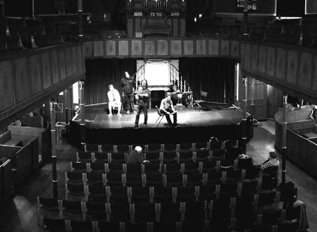 THE TEMPEST: Rehearsal Diary