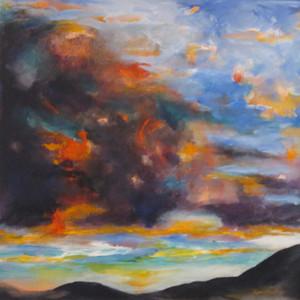 night-winds-disturb-a-serene-sunset-over