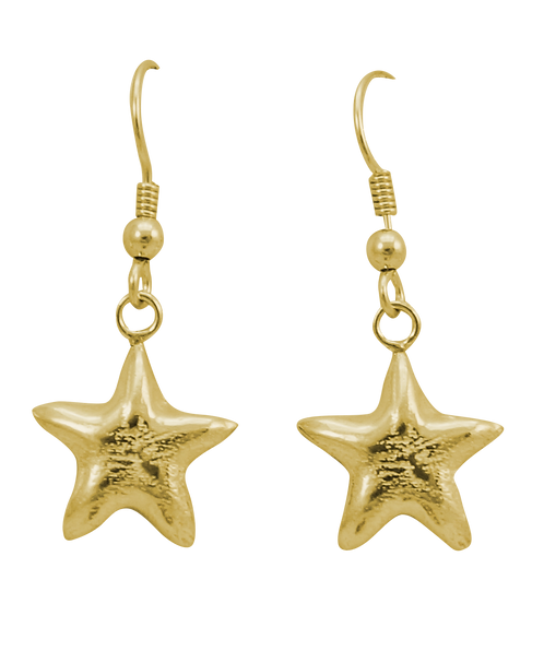 Starfish Drop Earring