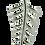 Thumbnail: Silver Fern Pendant