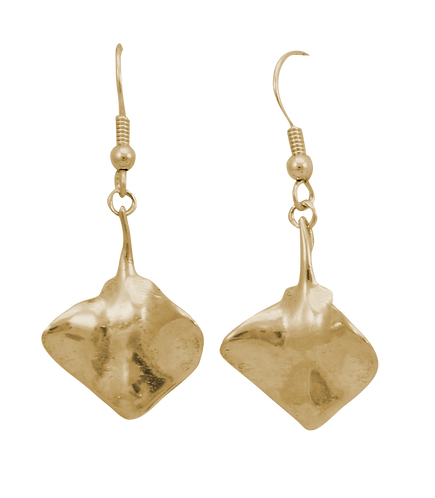Whipray Drop Earring