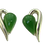 Thumbnail: Bud Stud Earrings with Cabochon