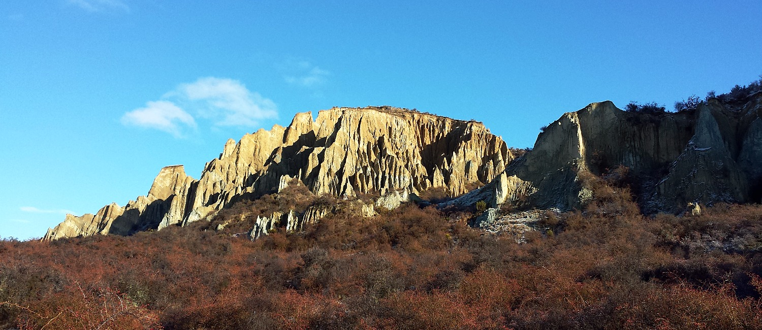 Clay Cliffs near Omarama_edited