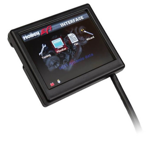 """HOLLEY 3.5"""" LCD TOUCHSCREEN"""