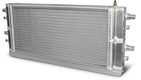 AFCO C7 Z06 Corvette Heat Exchanger