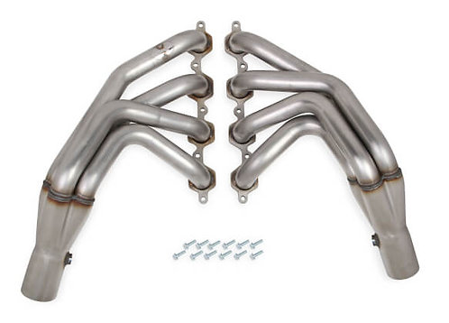 HOOKER BLACKHEART LONG TUBE HEADER-STAINLESS STEEL