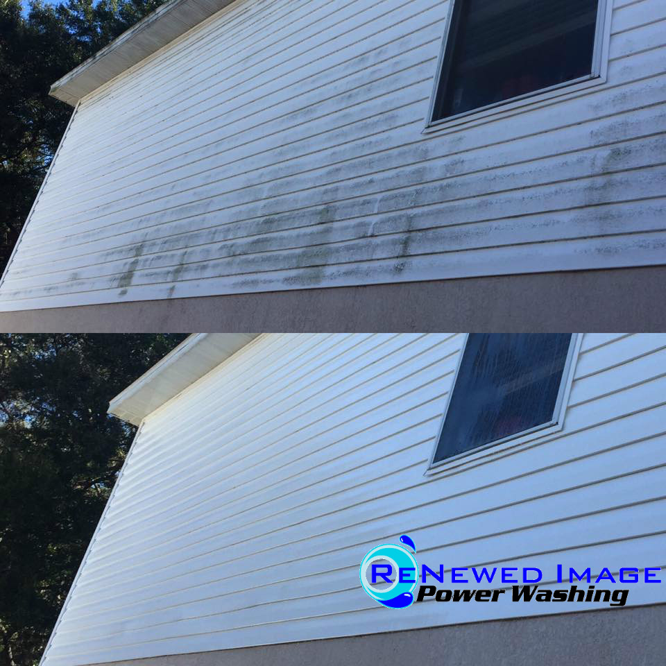 house wash wesley chapel