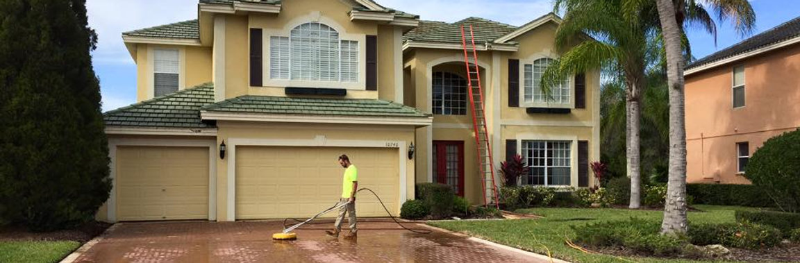 Driveway Cleaning, Paver Cleaning, Pressure Washing