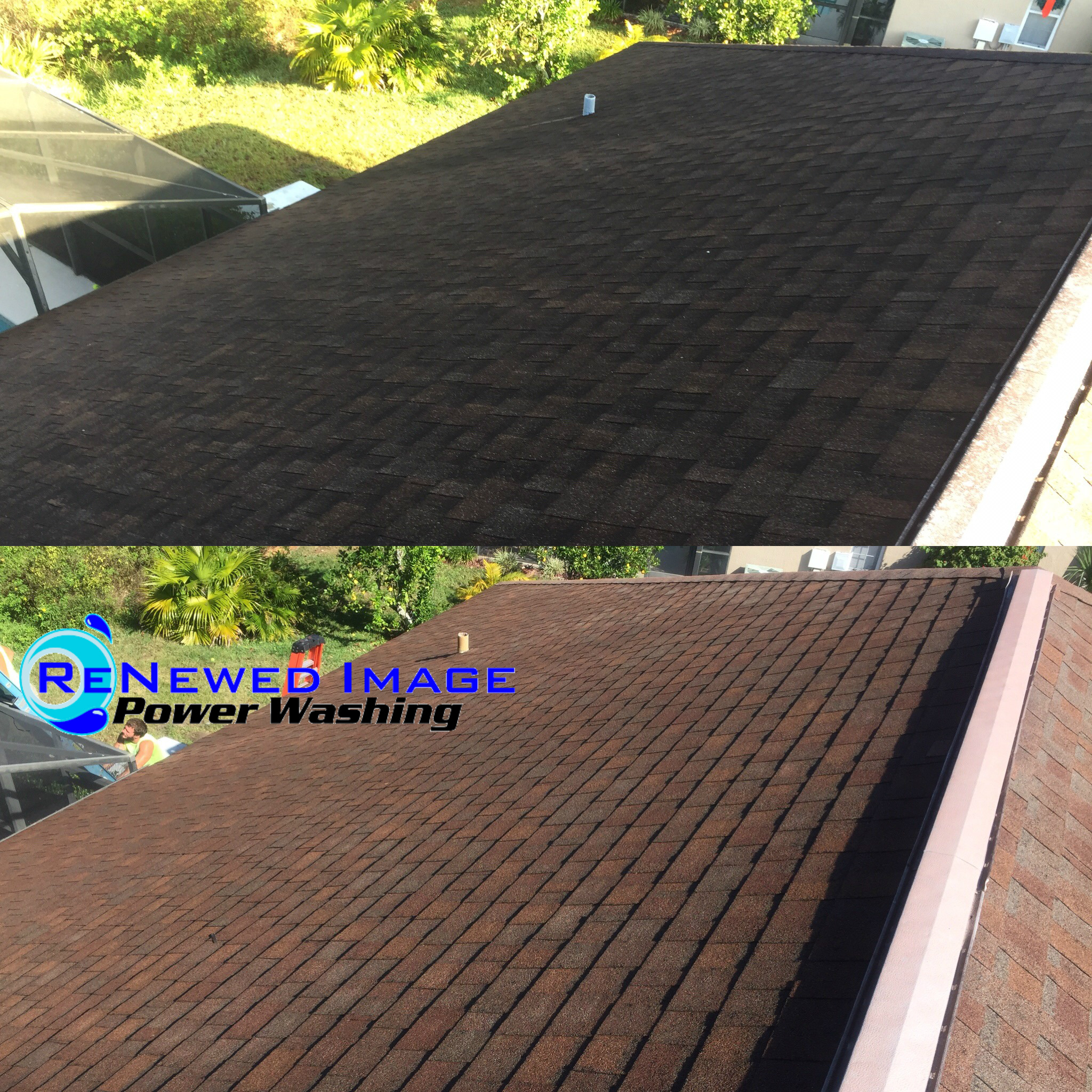 roof cleaning wesley chapel
