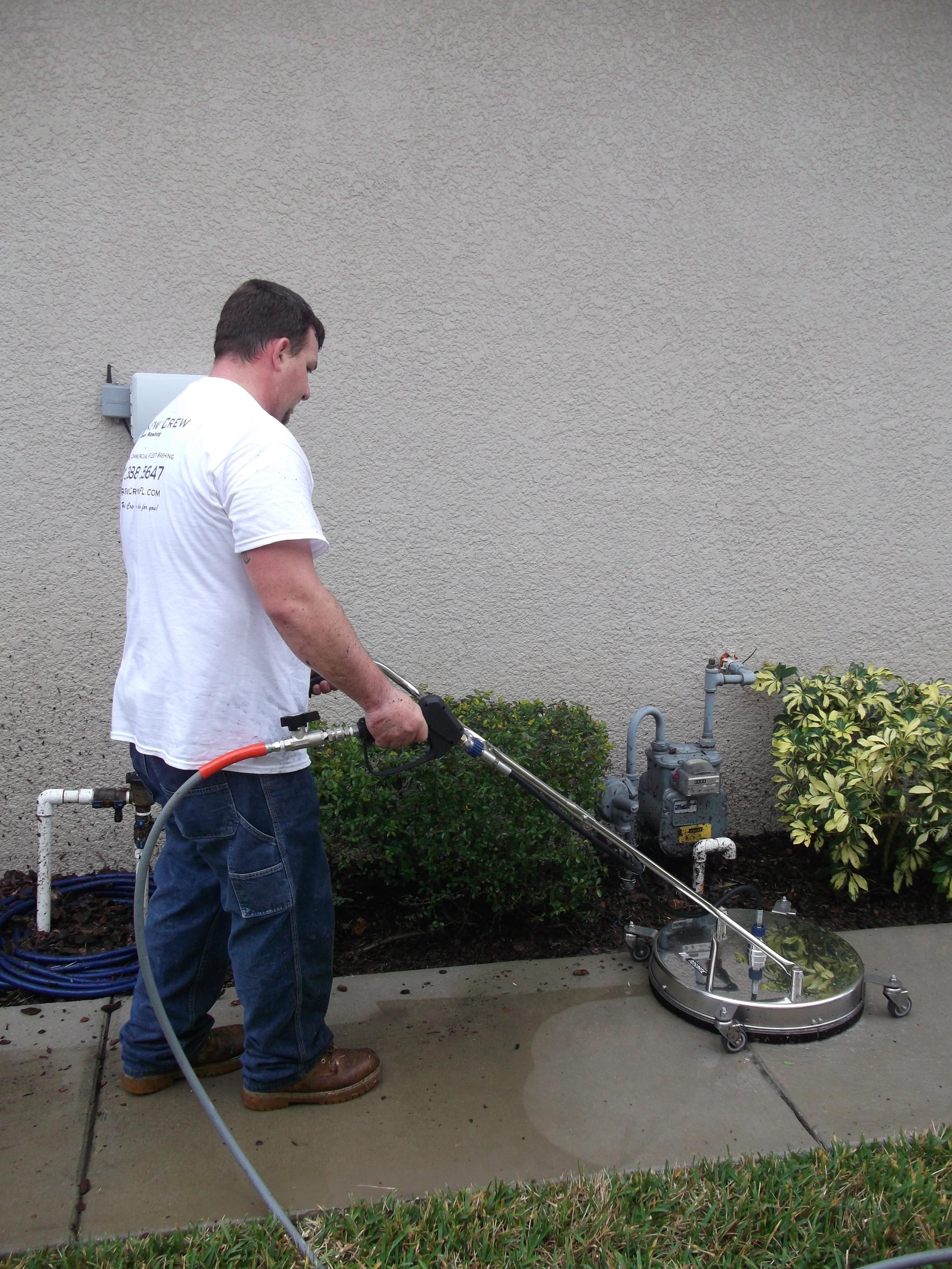 Renew Crew Power Washing - Tampa Bay
