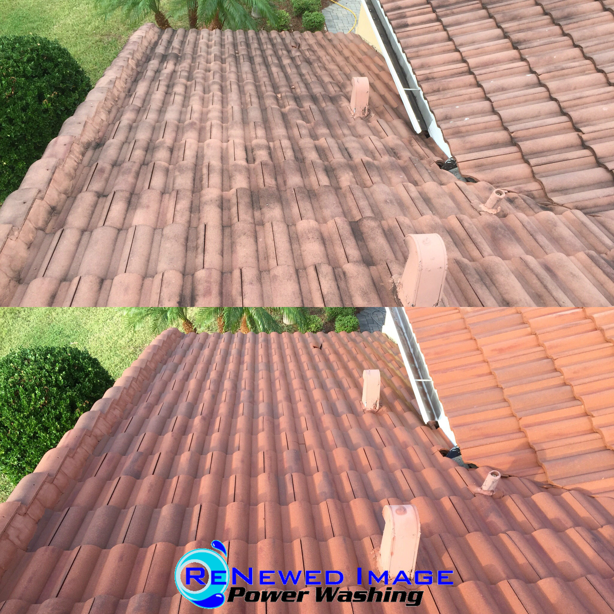 roof cleaning land o lakes