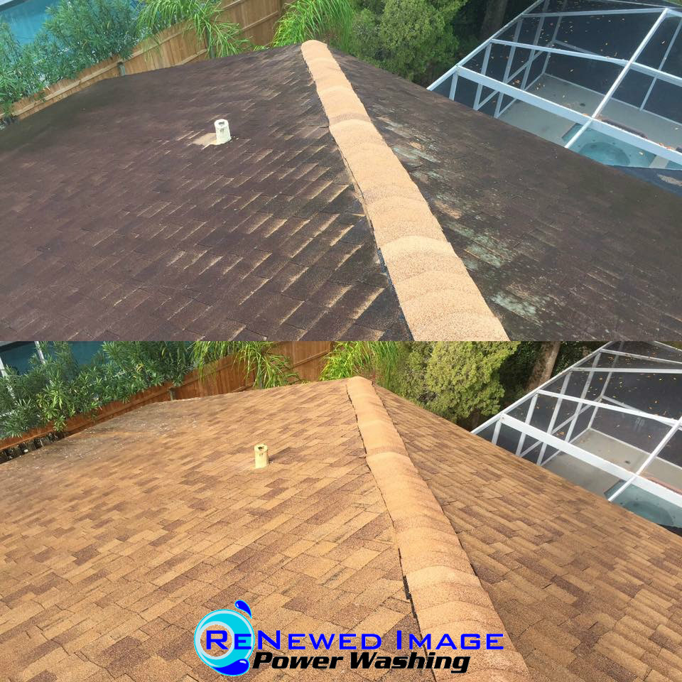 land o lakes roof cleaning