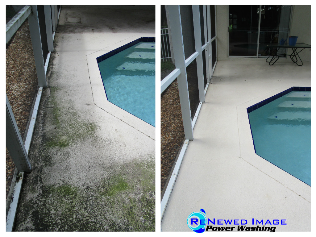 pool deck cleaning tampa