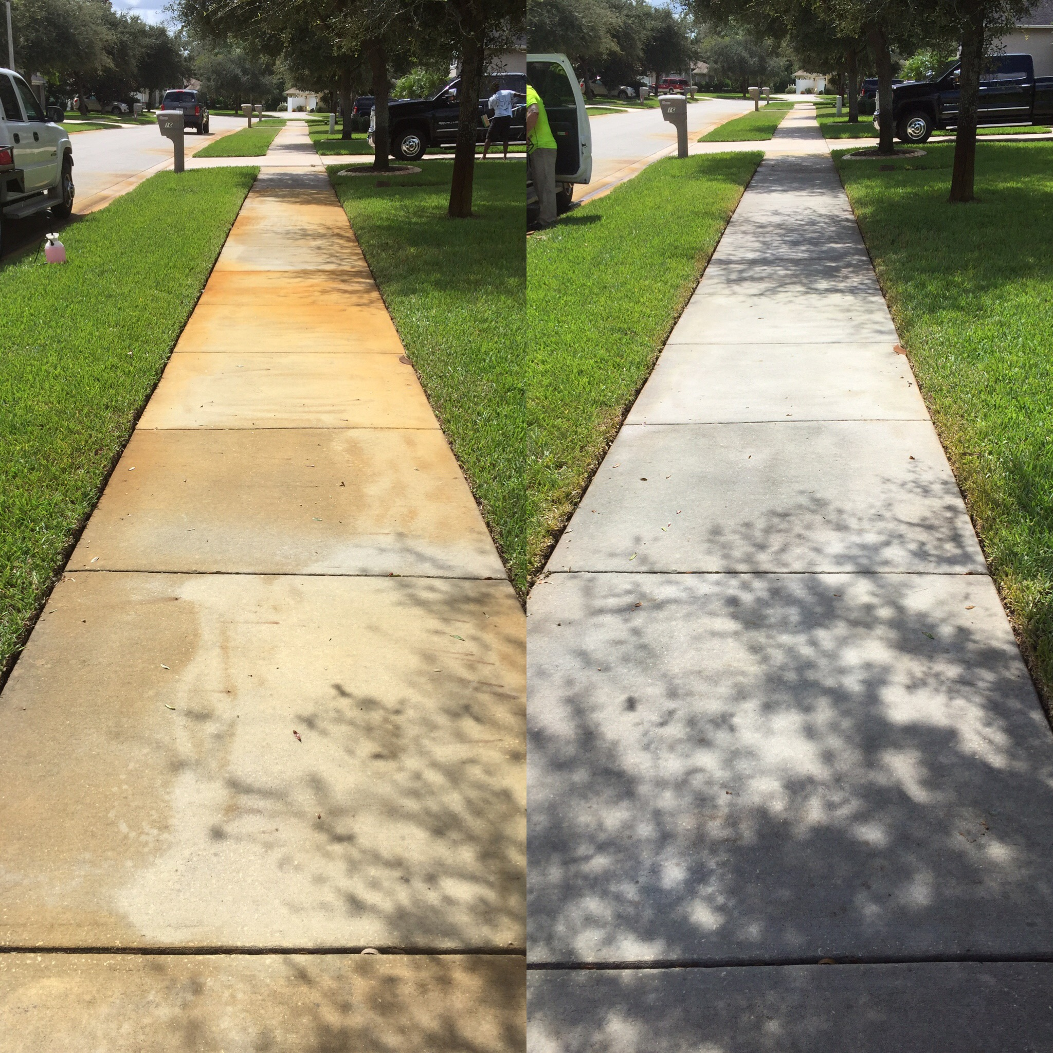 Rust removal tampa
