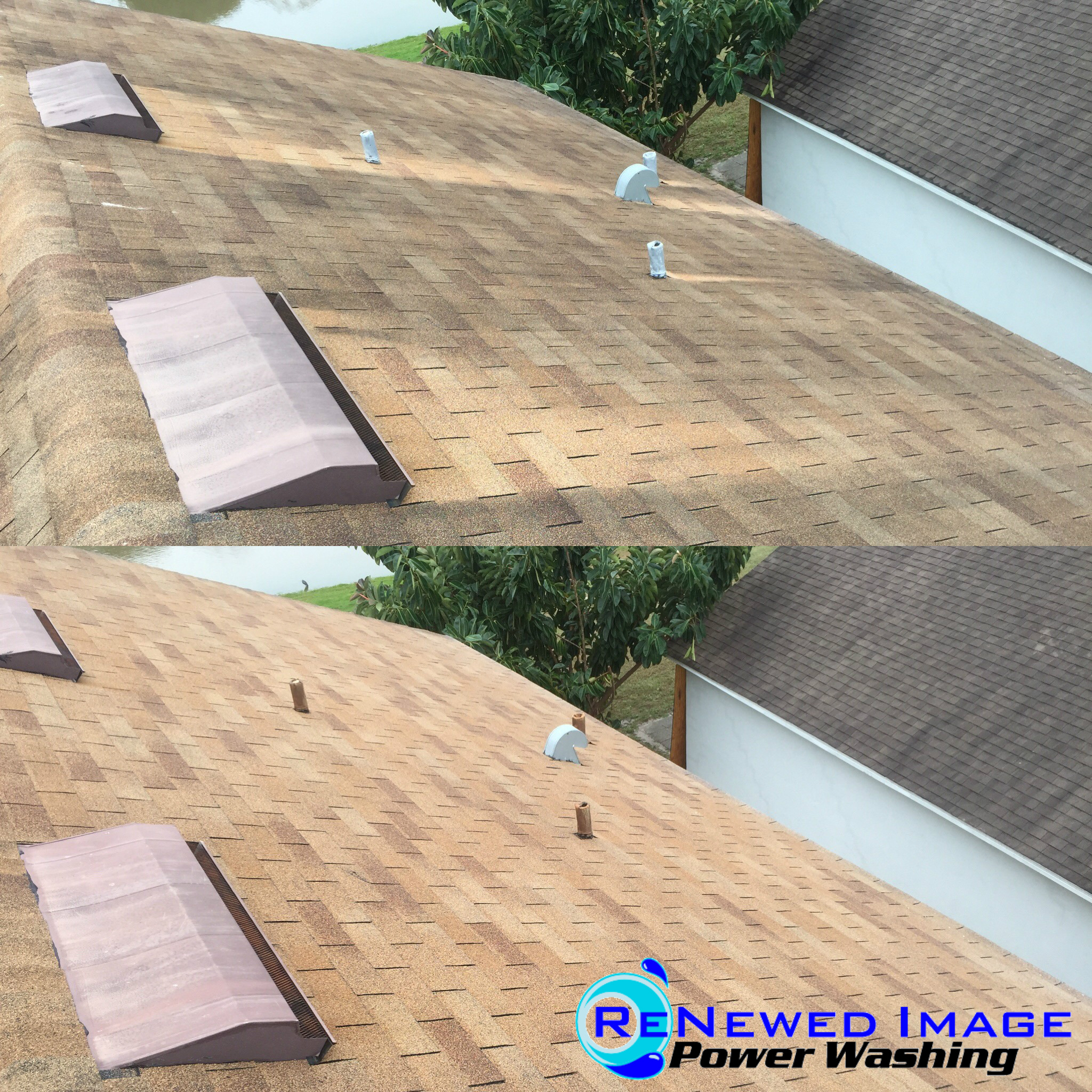 low pressure roof cleaning tampa