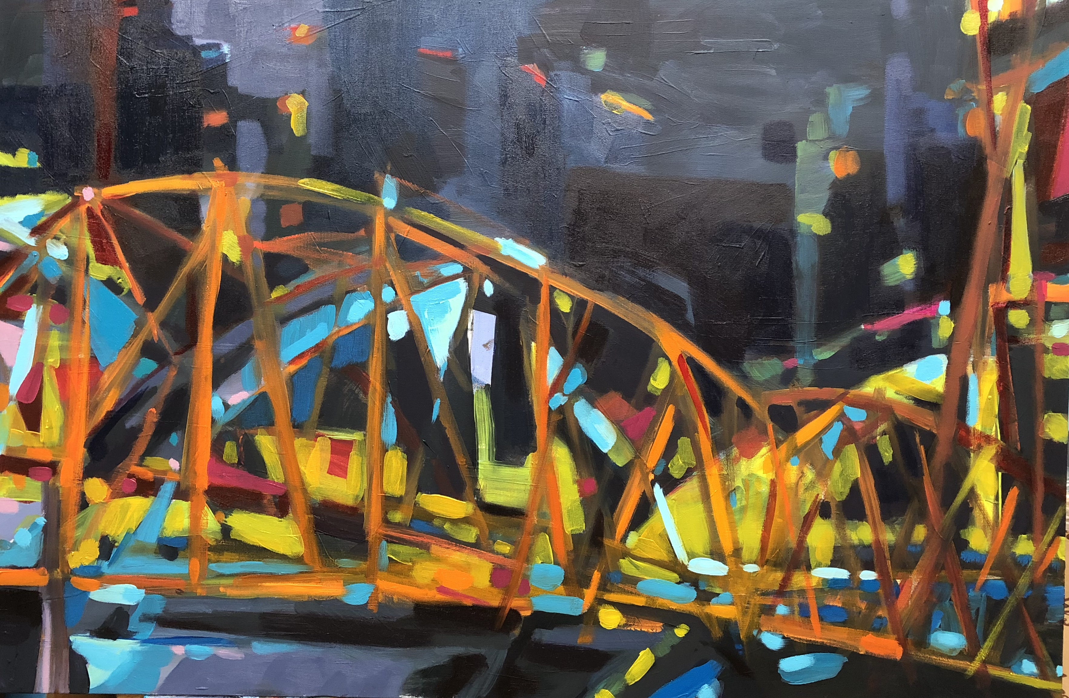 Hawthorne Bridge (sold)