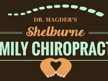 SOME BIG NEWS at Shelburne Family Chiropractic