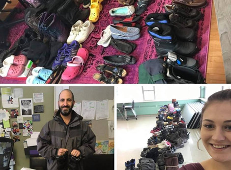 THIRD ANNUAL #SHOES4SHELBURNE IS BACK!