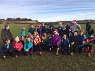 Goring Cross Country