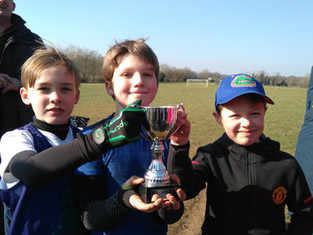 Primary Cross Country Championships
