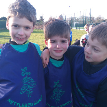 Success for Cross Country Runners at KS1 event