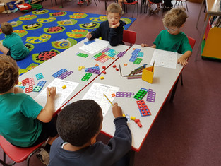 What does maths look like in school?