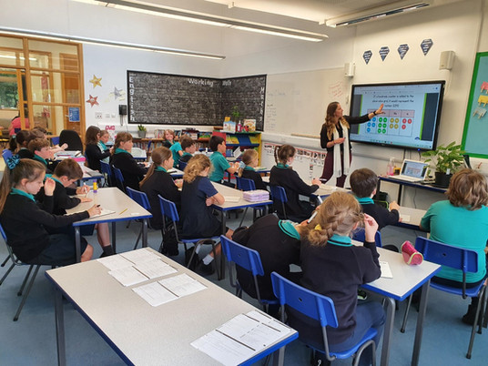 French     What to do in the classroom