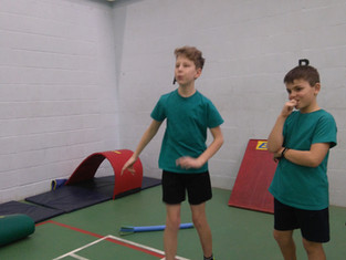 Sportshall Athletics