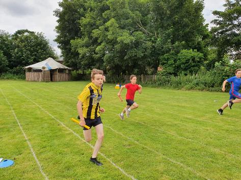 Upper School Sports Day
