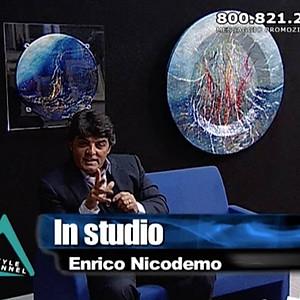 Esposizione ed intervista in diretta TV Orler/Lab - Marcon (VE)