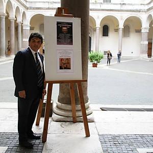 """L'ARTE CONTEMPORANEA IN VATICANO """"PALAZZO DELL'ANTICA CANCELLERIA"""" – ROMA"""
