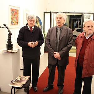 """Mostra di selezione per la X° Biennale di Roma nella Galleria """"Il Collezionista"""""""