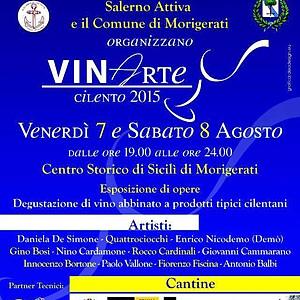 VINARTE 2015 – SICILÍ (SA)
