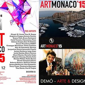 ART MONACO 2015 – MONTECARLO