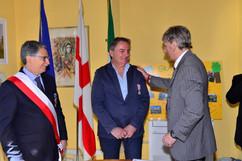 RICONOSCIMENTI RICEVUTI AL MUNICIPIO ZONA 9 MILANO