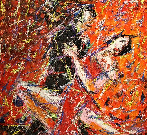 Un tango a colori