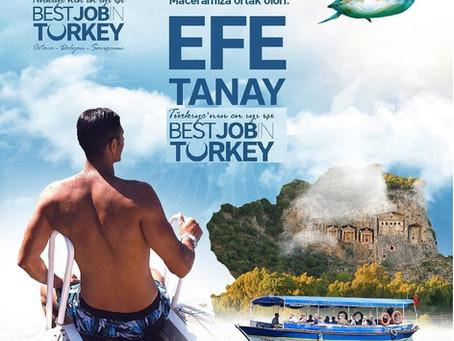 Türkiye'nin en iyi işi'nin kazananı