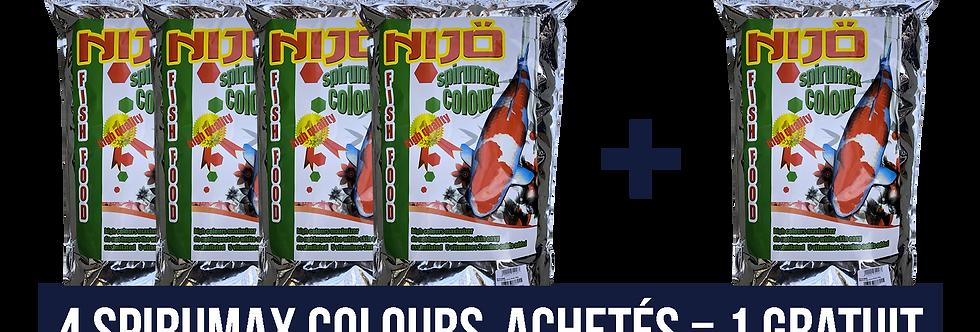 Nijo Promo Pack Spirumax Colours