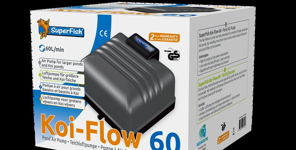 Superfish - Kit à air - Koi Flow 60