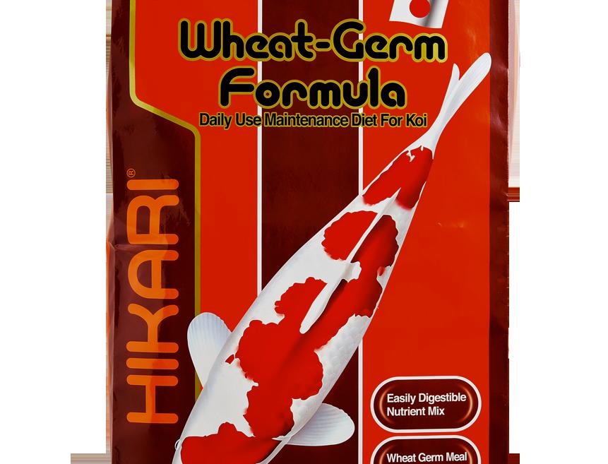 Hikari Wheat Germ Formula