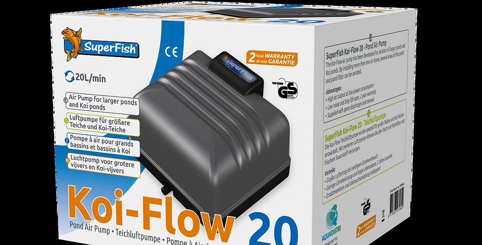 Superfish - Kit à air - Koi Flow 20